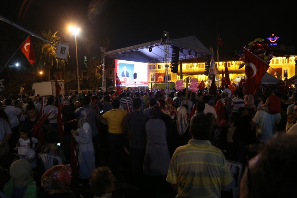 İstiklal nöbetçileri meydanlarda! 55