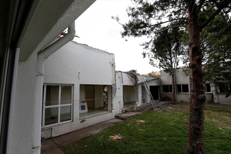 FETÖ'cü teröristlerin Türksat saldırısı 2