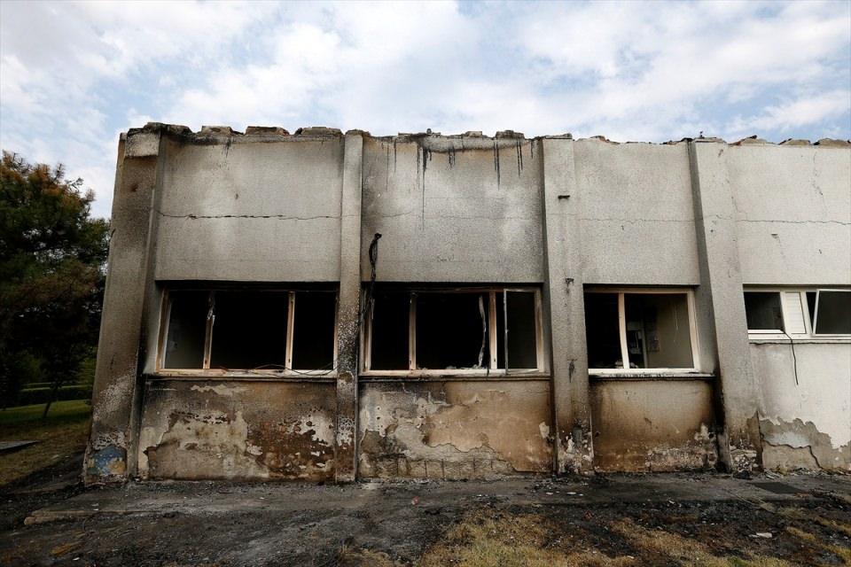 FETÖ'cü teröristlerin Türksat saldırısı 5