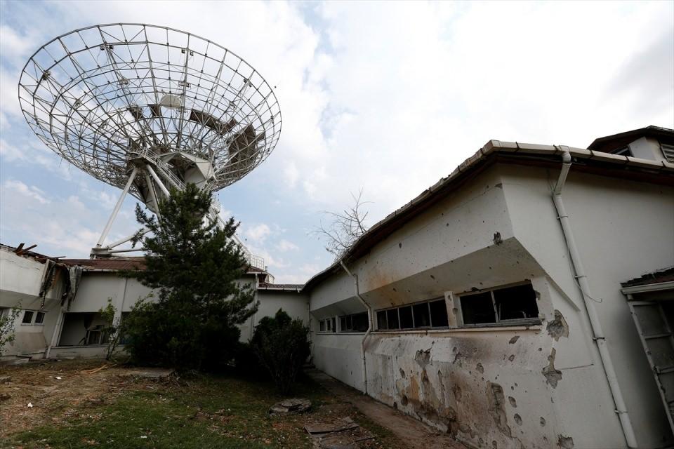 FETÖ'cü teröristlerin Türksat saldırısı 7