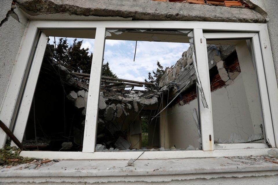 FETÖ'cü teröristlerin Türksat saldırısı 8