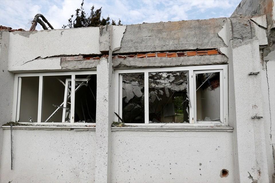 FETÖ'cü teröristlerin Türksat saldırısı 9
