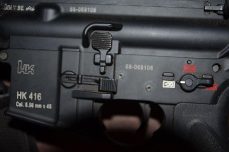 Otel baskınındaki silahlar bulundu! 15