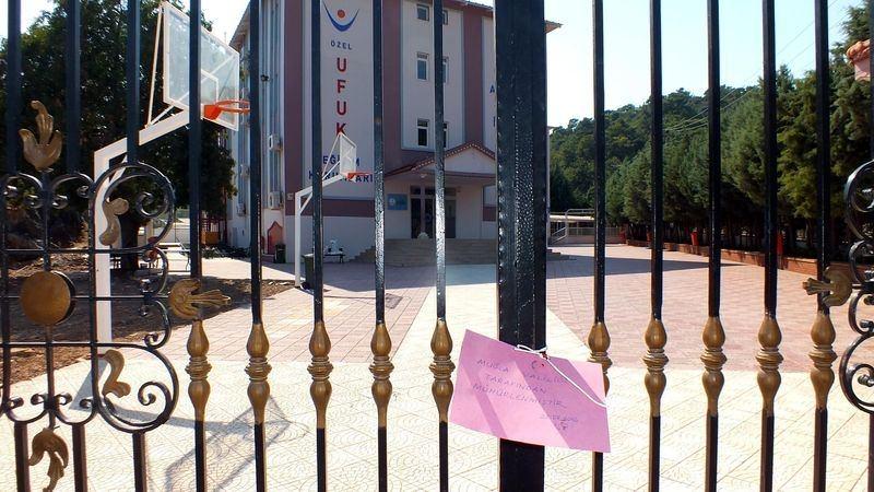FETÖ'cu okullar tek tek kapatılıyor! 36