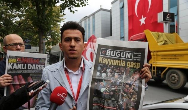 Gözaltı kararı çıkarılan gazeteciler 15