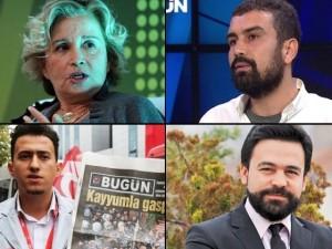 Gözaltı kararı çıkarılan gazeteciler
