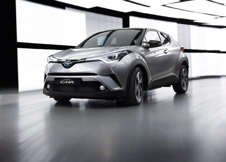 Toyota C-HR ne zaman satışa sunuluyor? 1