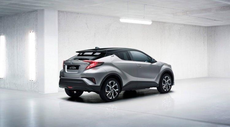 Toyota C-HR ne zaman satışa sunuluyor? 2
