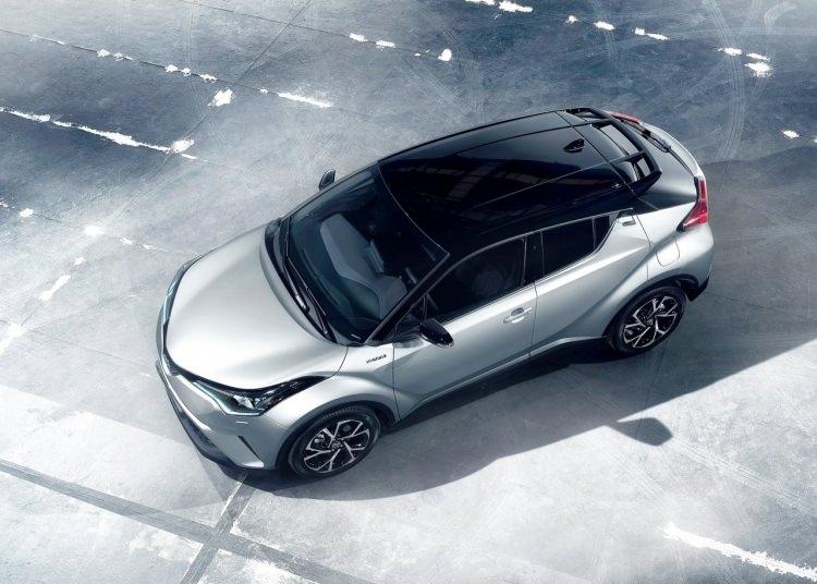 Toyota C-HR ne zaman satışa sunuluyor? 5