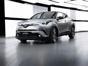 Toyota C-HR ne zaman satışa sunuluyor?