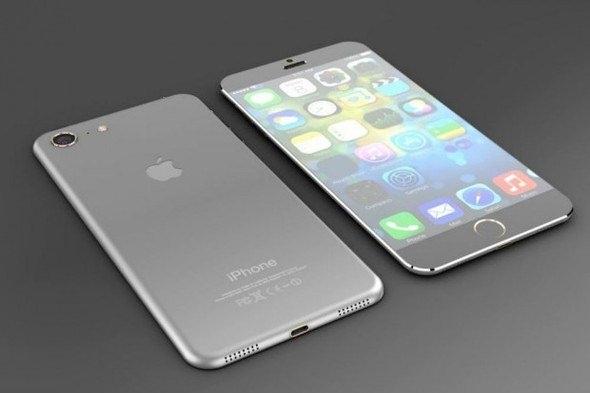 İşte iPhone 7 böyle olacak! 8