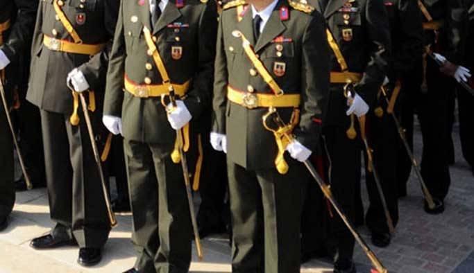 TSK'dan ihraç edilen generaller! 119