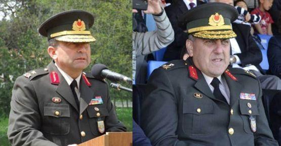 TSK'dan ihraç edilen generaller! 3