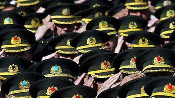 TSK'dan ihraç edilen generaller! 57