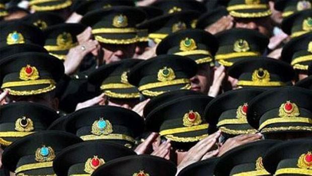 TSK'dan ihraç edilen generaller! 61
