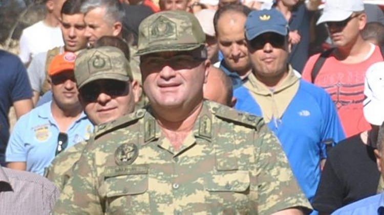 TSK'dan ihraç edilen generaller! 66