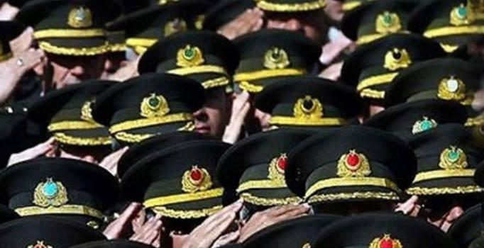 TSK'dan ihraç edilen generaller! 67
