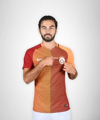 Galatasaray'ın yeni formaları tanıtıldı 15