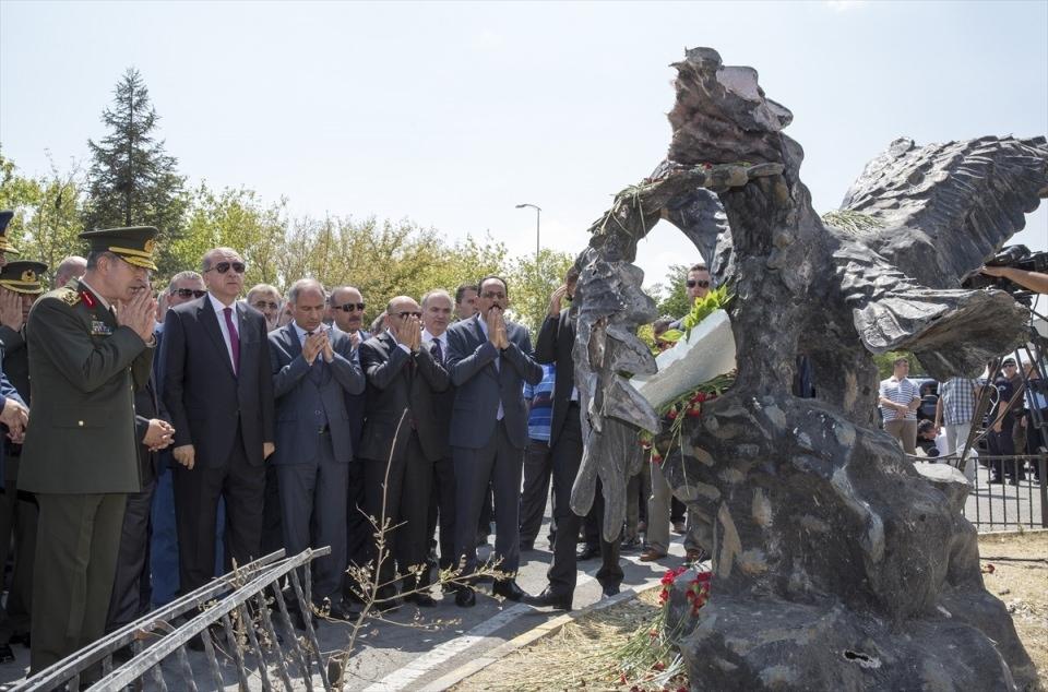 Erdoğan, Özel Harekat Daire Başkanlığı'nı ziyaret etti 6