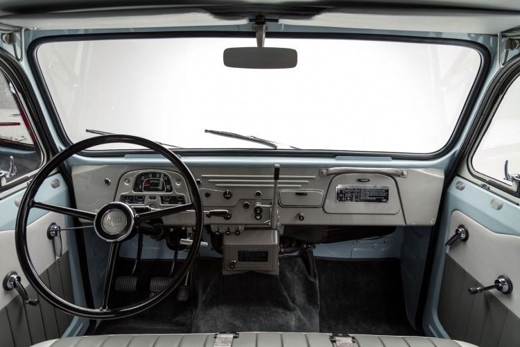 Eski Toyota Land Cruiser'ın bir de son halini görün 13