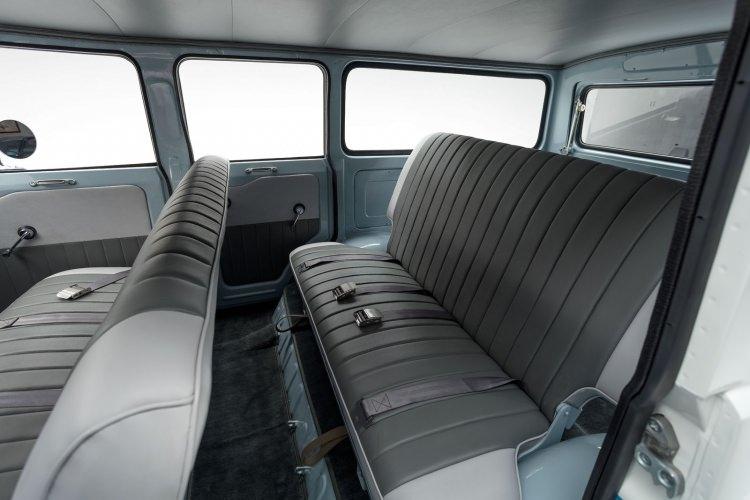 Eski Toyota Land Cruiser'ın bir de son halini görün 15