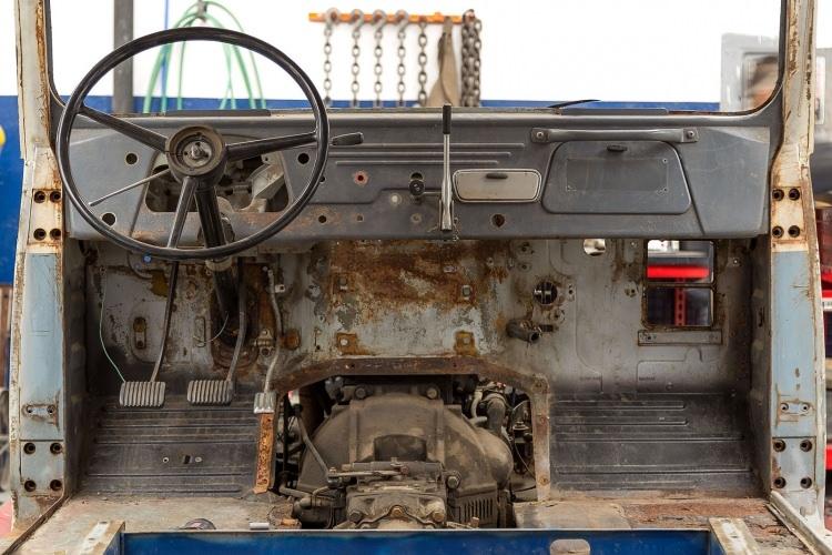 Eski Toyota Land Cruiser'ın bir de son halini görün 2