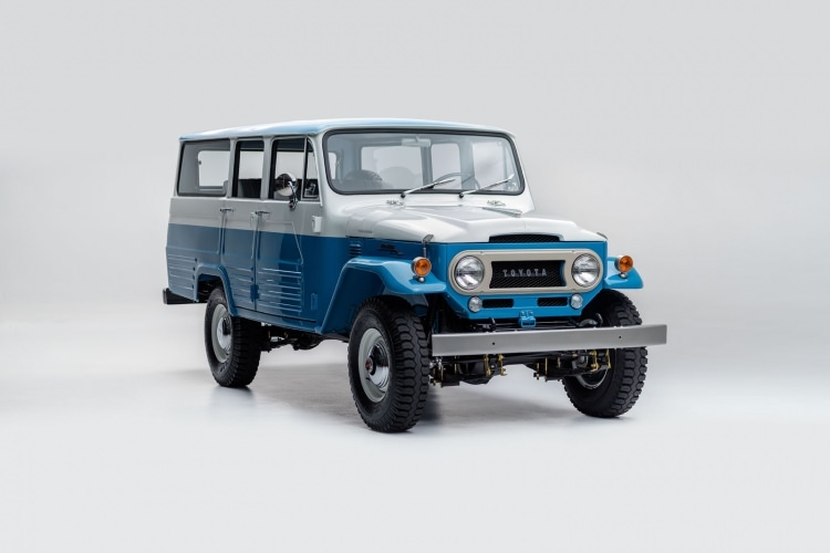 Eski Toyota Land Cruiser'ın bir de son halini görün 24