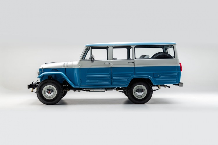 Eski Toyota Land Cruiser'ın bir de son halini görün 26
