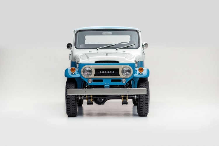 Eski Toyota Land Cruiser'ın bir de son halini görün 27
