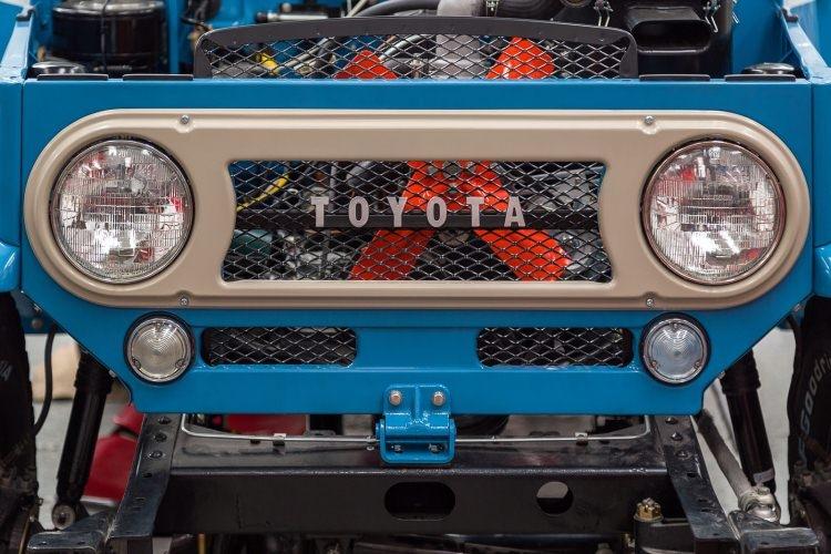 Eski Toyota Land Cruiser'ın bir de son halini görün 6