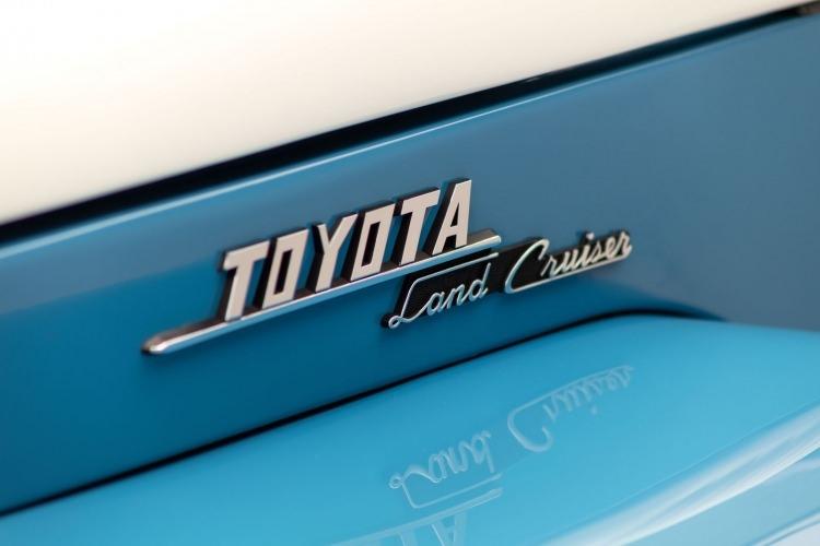 Eski Toyota Land Cruiser'ın bir de son halini görün 9