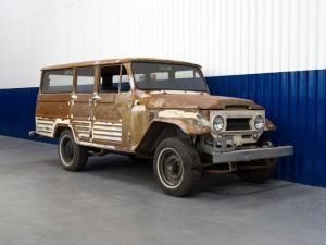 Eski Toyota Land Cruiser'ın bir de son halini görün
