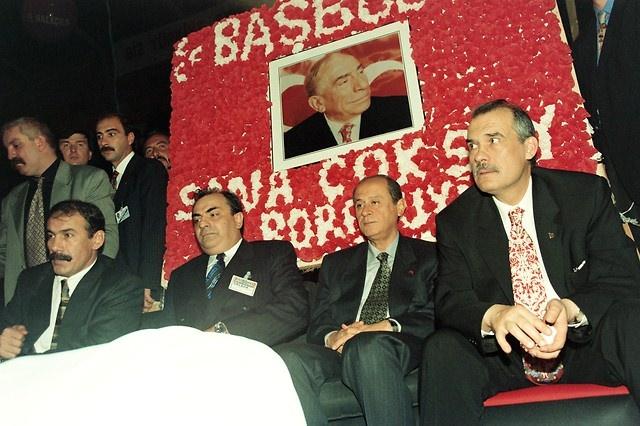 Türkiye siyaseti ve darbeler 54