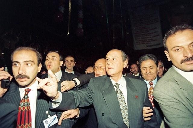 Türkiye siyaseti ve darbeler 55