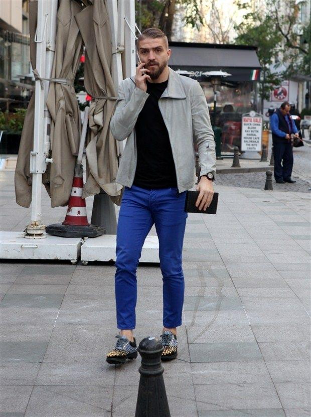 Emre Mor'un kıyafeti sosyal medyayı salladı! 19