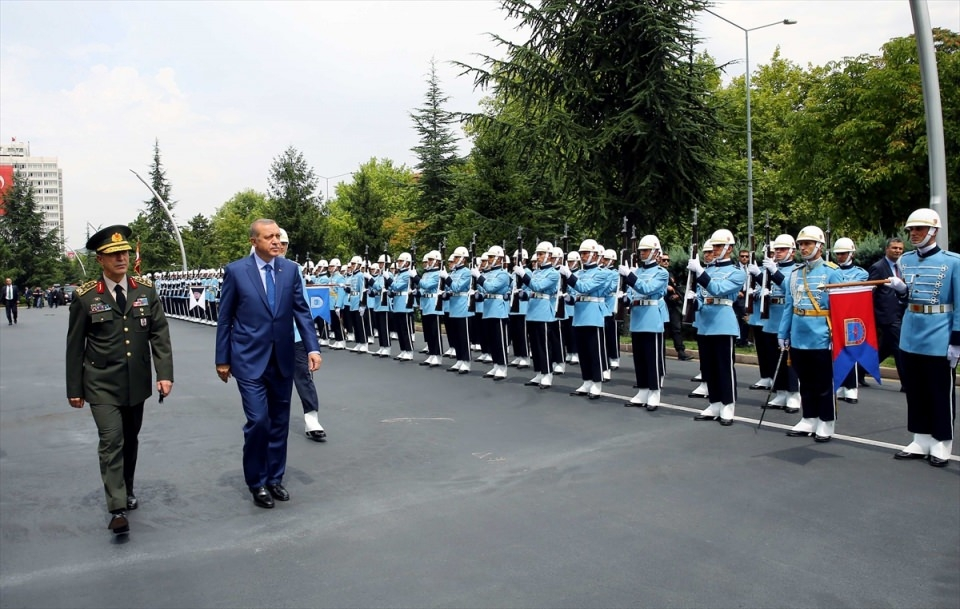 Cumhurbaşkanı Erdoğan, Genelkurmay karargahında 3