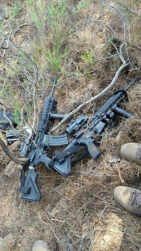 O silahlar ilk kez görüntülendi 17