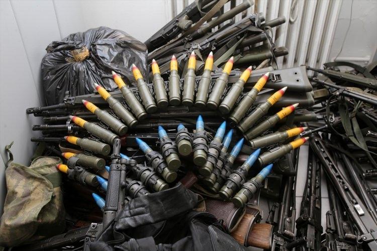 O silahlar ilk kez görüntülendi 42