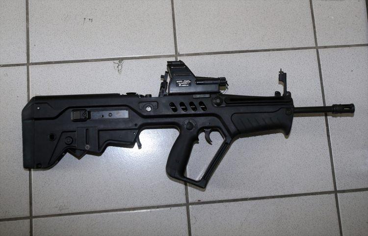 O silahlar ilk kez görüntülendi 46