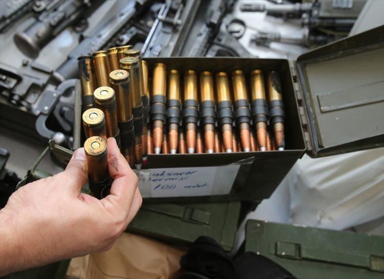 O silahlar ilk kez görüntülendi 49