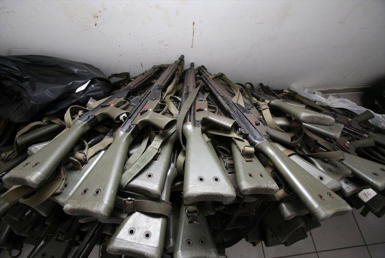 O silahlar ilk kez görüntülendi 54