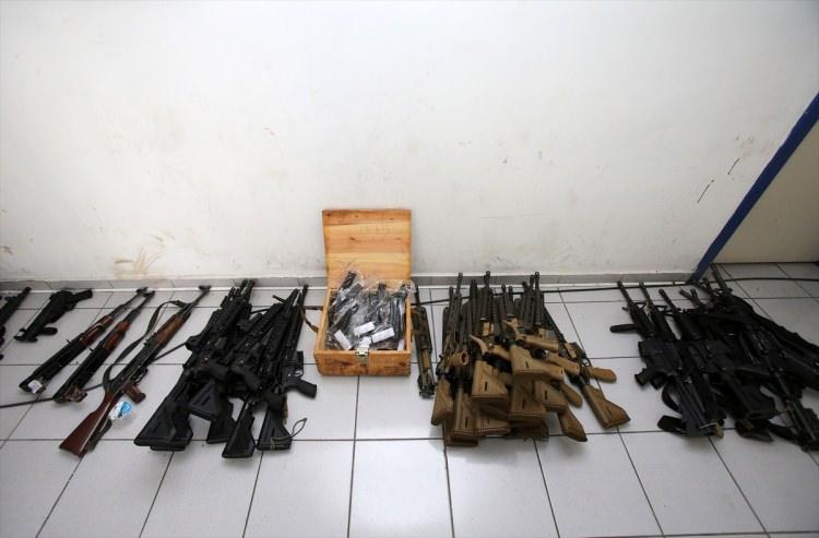 O silahlar ilk kez görüntülendi 56