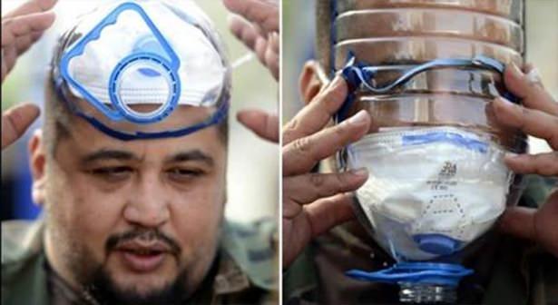 Bu da Suriyelilerin 'Vantilatör klima'sı 24
