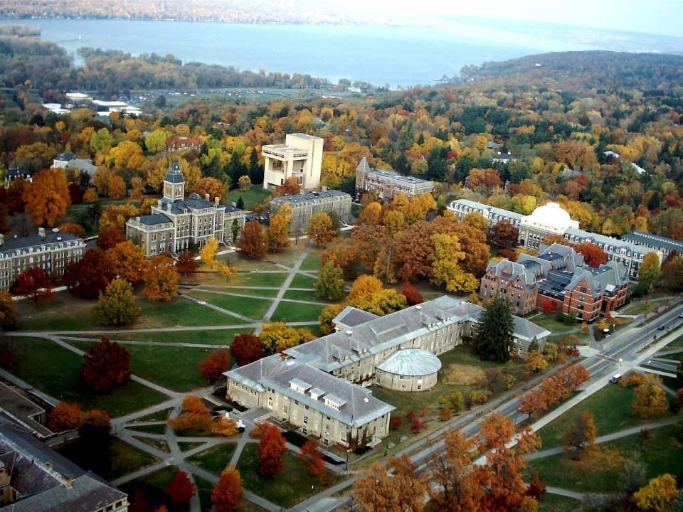 Dünyanın en iyi 100 üniversitesi 13