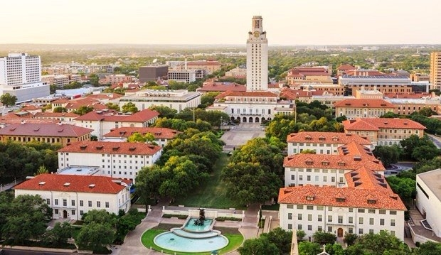 Dünyanın en iyi 100 üniversitesi 45
