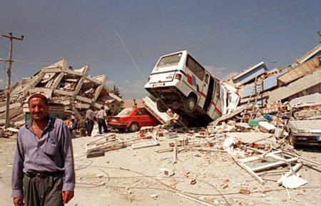 Marmara Depremi'nin 17.yıldönümü 11