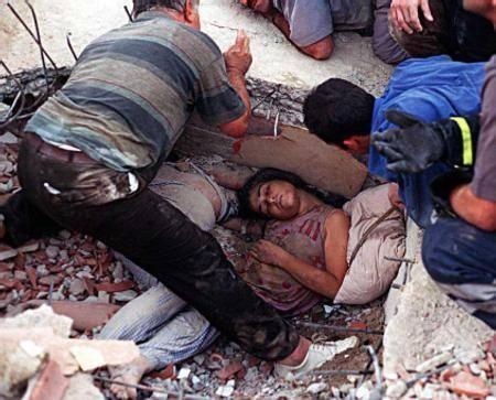 Marmara Depremi'nin 17.yıldönümü 13