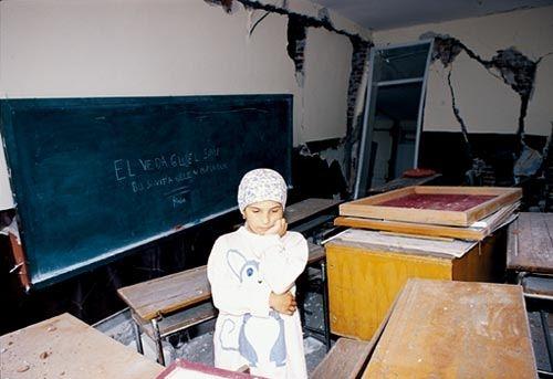 Marmara Depremi'nin 17.yıldönümü 15