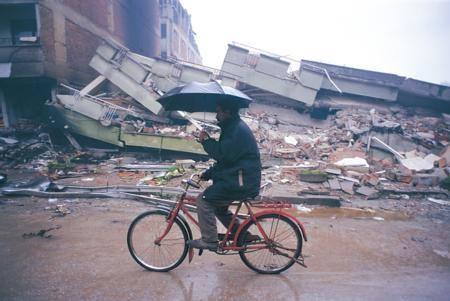 Marmara Depremi'nin 17.yıldönümü 16