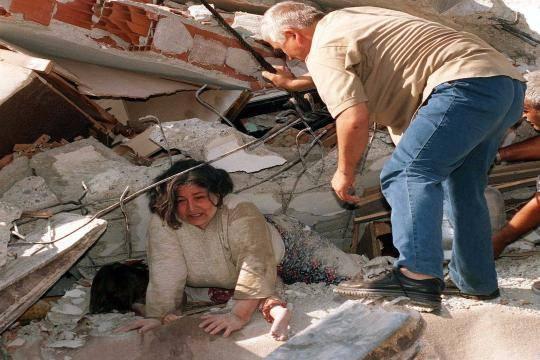 Marmara Depremi'nin 17.yıldönümü 17